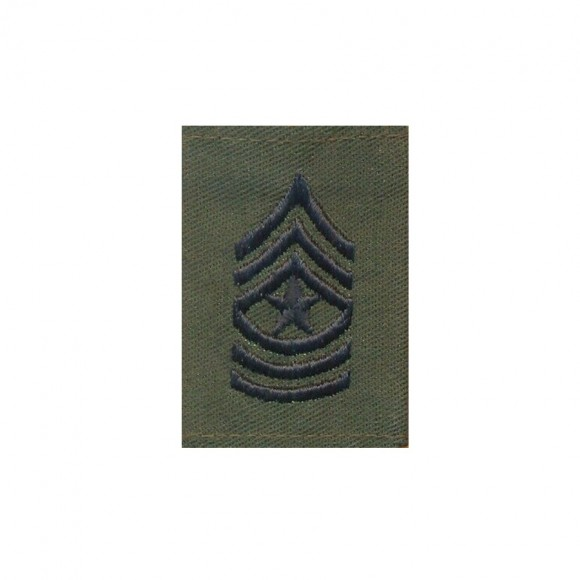 Муфта US Army Sergeant Major (SGM) - Olive Green
