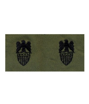 Набір нашивок US Army Aide General - Olive Green