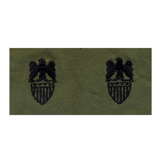 Набор нашивок US Army Aide General - Olive Green
