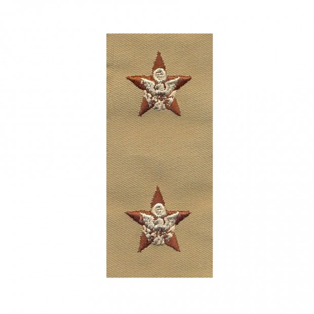 Набор нашивок US Army General Staff - Desert DCU