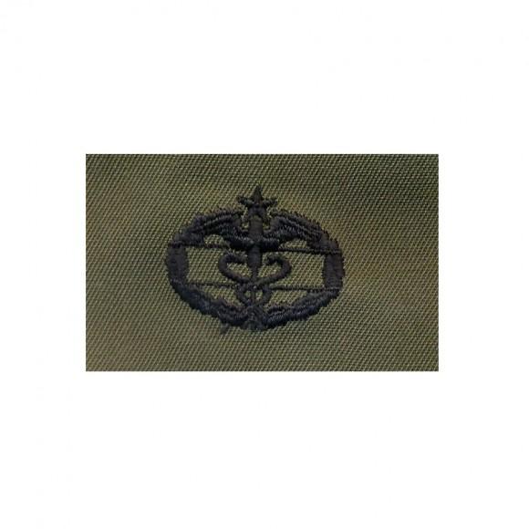 Нашивка US Army Combat Medical - Olive Green