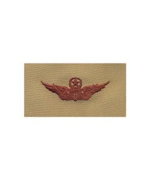 Нашивка US Army Master Pilot Aviation Flight - Desert DCU