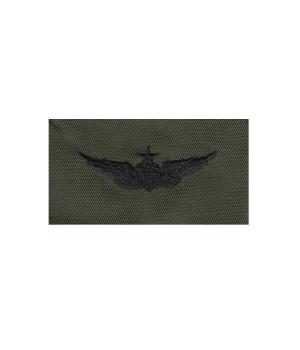 Нашивка US Army Senior Pilot Aviation Flight - Olive Green