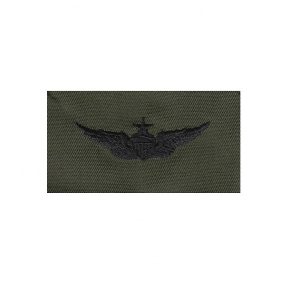 Нашивка US Army Senior Pilot Aviation Flight - Olive Green