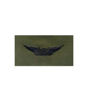 Нашивка US Army Pilot Aviation Flight - Olive Green