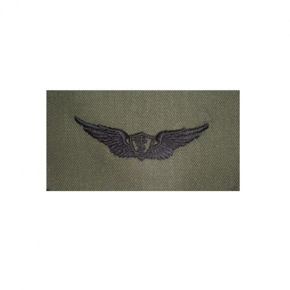 Нашивка US Army Flight Surgeon - Olive Green