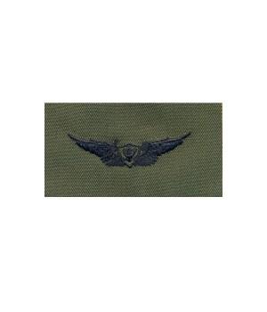 Нашивка US Army Aviation (Aircraft Crewman) - Olive Green