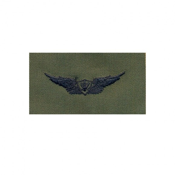 Нашивка US Army Aviation (Aircraft Crewman) - Olive Green