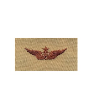 Нашивка US Army Senior Aviation (Aircraft Crewman) - Desert DCU