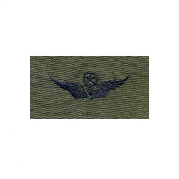 Нашивка US Army Master Aviation (Aircraft Crewman) - Olive Green