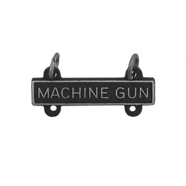 Кваліфікаційний знак MACHINE GUN