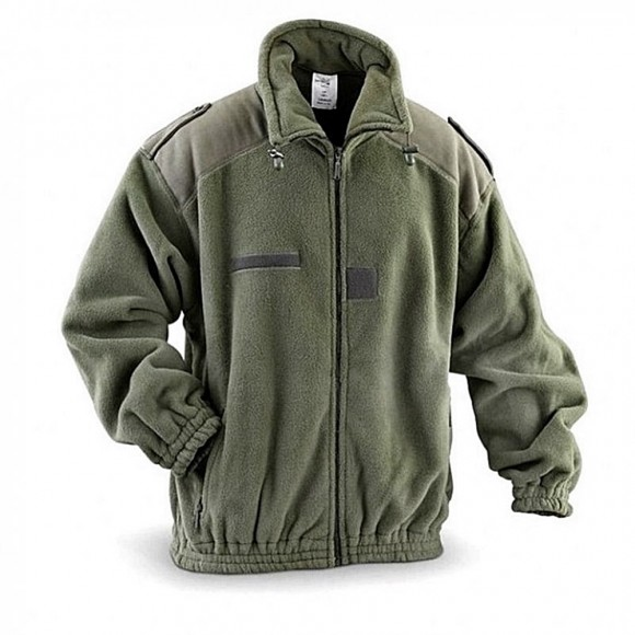 Куртка FRENCH ARMY - Fleece