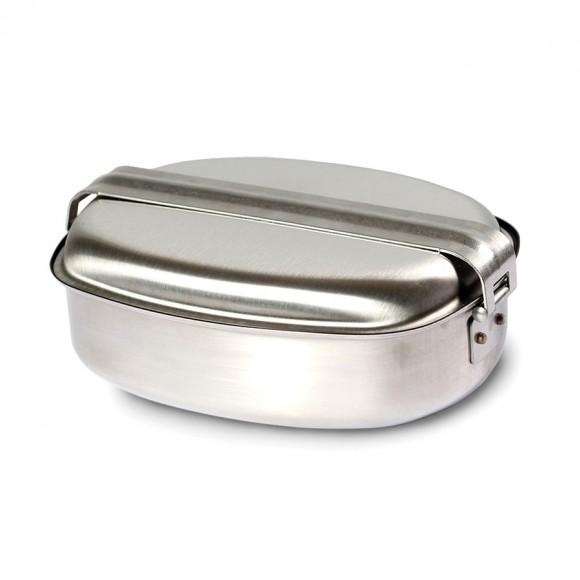 Франц. набір польового посуду