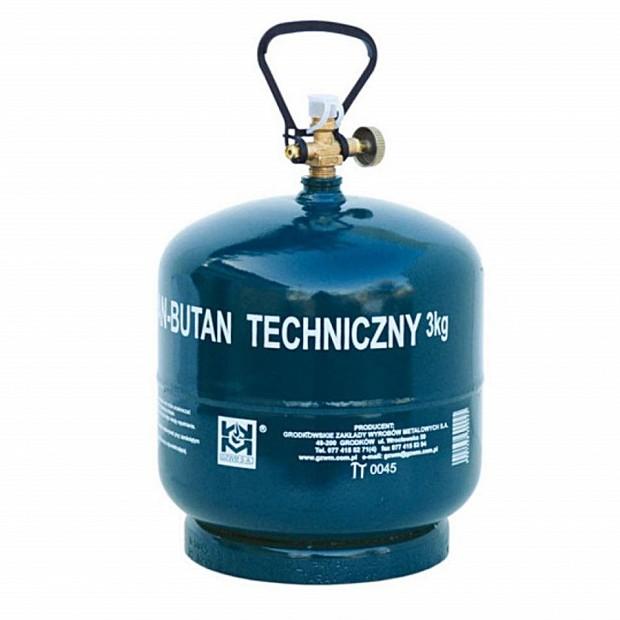 Газовий балон GZWM BT-3