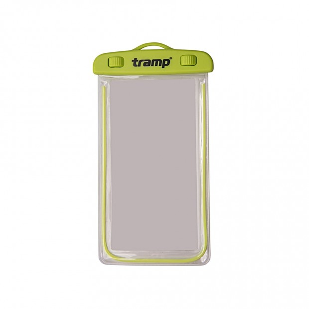Гермопакет для мобільного телефону - флоуресцентний