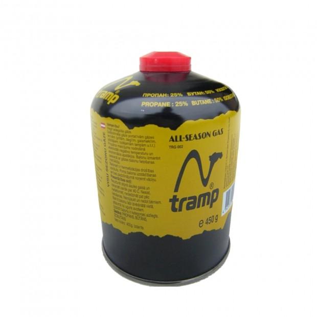 Баллон газовый TRAMP - резьбовой - 450 г