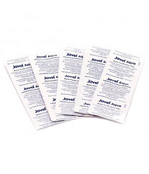 Таблетки Javel Aqua для дезінфенкції води