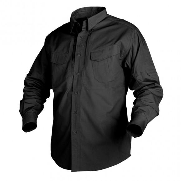 Рубашка DEFENDER с д/рукавами - Canvas (170g/m²)