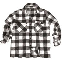Сорочка в клітинку - Flannel