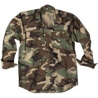 Сорочка MIL-TEC з д/рукавами