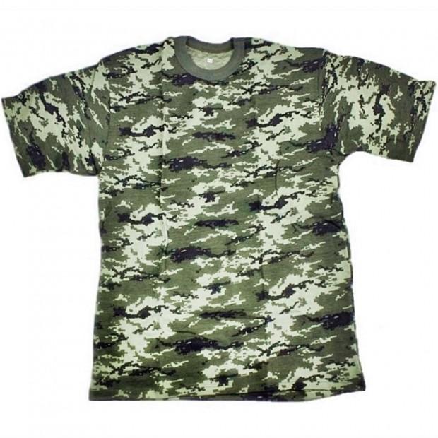 Камуфляжна футболка  01c9db5c26375