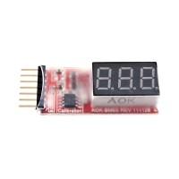 Индикатор напряжения для Li-Po батарей 2S-6S [AOK]