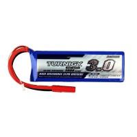 7.4V 3000mAh 2S 40C Li-Po - акумулятор [Turnigy]