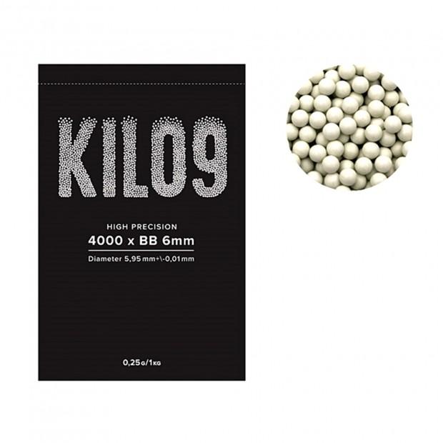 Кулі 0.25-4000 [KILO9]