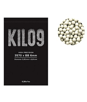 Кулі 0.28-3570 [KILO9]