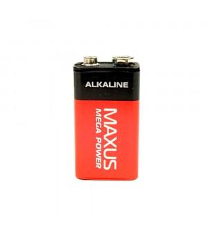 Батарейка MAXUS 6LR61, 9V (крона)