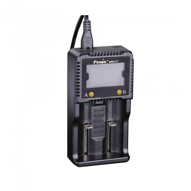 Зарядний пристрій FENIX Charger ARE-C1+