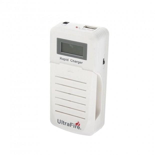 Зарядний пристрій ULTRAFIRE WF200, 2х18650