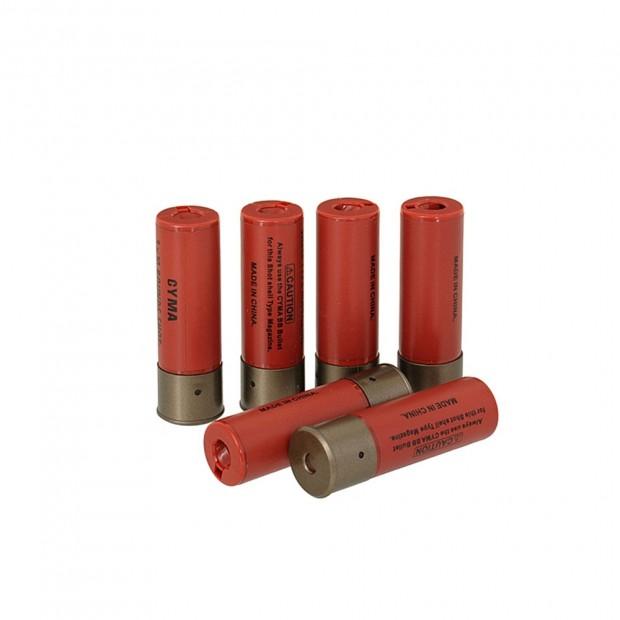 Shotguns - комплект з 6 картриджій на 30 куль [CYMA]