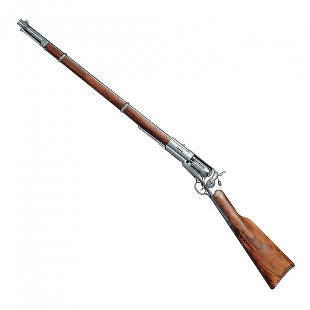 Гвинтівка револьверного типу S.COLT M1850