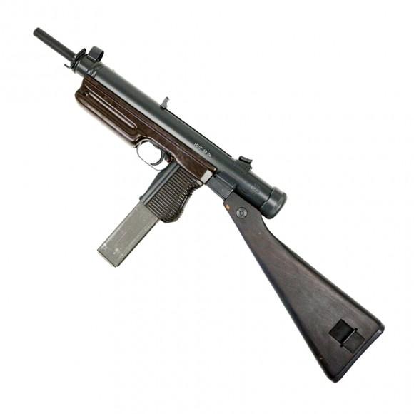 ММГ Пістолет-кулемет SA-24