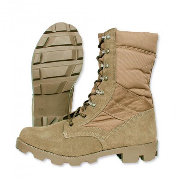 Ботинки Mil-Tec JUNGLE - Cordura
