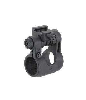 Регульоване кріплення для ЛЦВ або ліхтаря, ø-25,4 мм [Element]