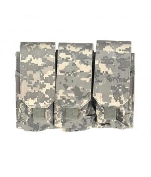 Подсумок для магазинов M4/AK74 - тройной