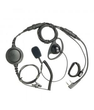 Гарнитура двухпроводная с отдельным микрофоном
