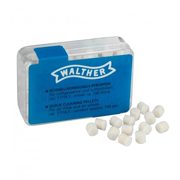 Кулі WALTHER для чищення ствола - кал. 4.5 мм, 100 шт.