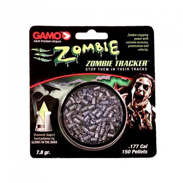 Кулі GAMO Zombie - кал. 4.5 мм, 0.51 г, 150 шт.