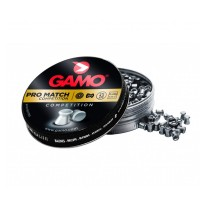 Кулі GAMO Pro-Match - кал. 4.5 мм, 0.49 г, 250 шт.
