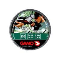 Пули GAMO Expander - кал. 4.5 мм, 0.49 г, 250 шт.