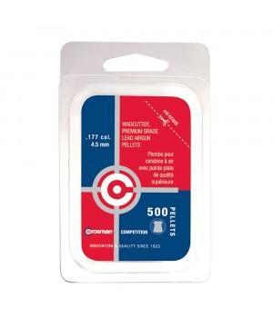 Пули CROSMAN Competition - кал. 4.5 мм, 0.48 г, 500 шт.