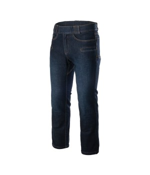 Штаны GREYMAN TACTICAL JEANS Slim - Denim Mid