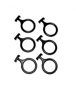 Кріплення для наручників ASP Tri-Fold