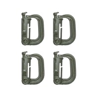 Карабины D-RING type Locking System
