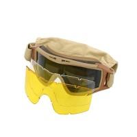 Окуляри-маска DESERT LOCUST