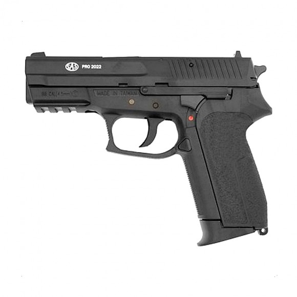 Пневматичний пістолет SAS Pro 2022