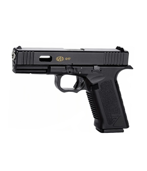 Пневматичний пістолет SAS G17
